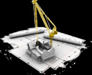 sidebar crane
